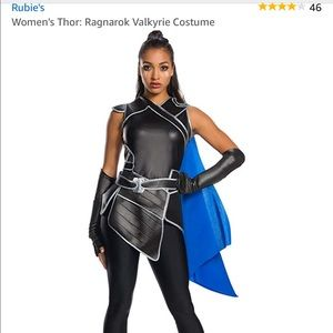 Valkyrie (Thor Ragnorak) costume